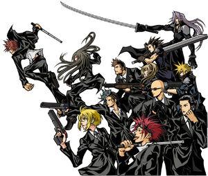Bc-characters