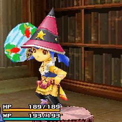 Pink Magic Hat.
