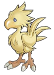 FFII - Chocobo-art