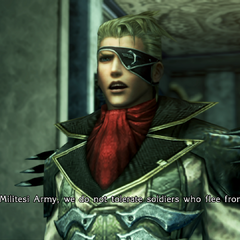 Qator in <i>Final Fantasy Type-0 HD</i>.
