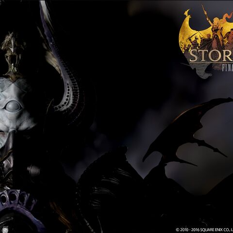 Promotional render for <i>Stormblood</i>.