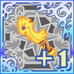 Chicken Knife +1 in <i>Final Fantasy Airborne Brigade</i> (SSR+).