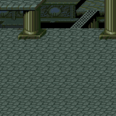 Battle background (Ruins) (SNES).