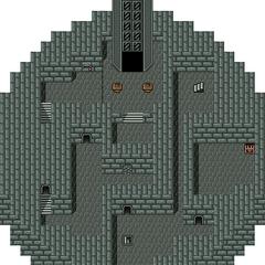 The fourth floor of Pazuzu's Tower.