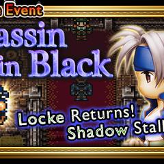 Global event banner for Assassin in Black.