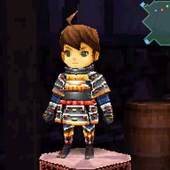 Shogun Harness in <i><a href=