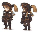 FFIII DS Jobs Concept Art 8