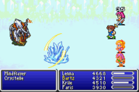 FFV Critical Hit