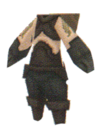 FF4HoL Dark Fencer Armor