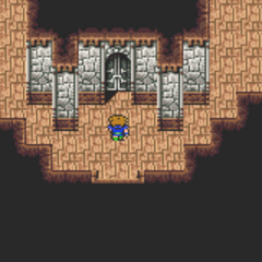 Exdeath's Castle false appearance (GBA).