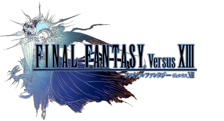 Image result for final fantasy versus xiii logo