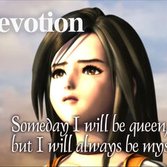 Garnet – Devotion.
