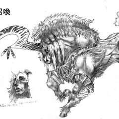 Concept art of Ixion.