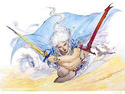 Amano Warrior II