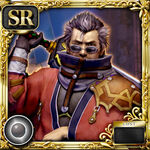 Square Enix Legend World - Auron SR