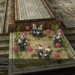 The Moogles Eight in <i><a href=