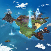 Amostra world map