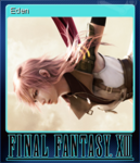 FFXIII Steam Card Eden