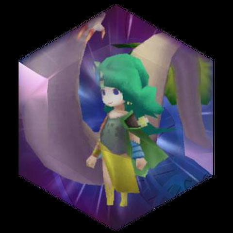 Rydia RE's Phantom Stone (Rank 4).