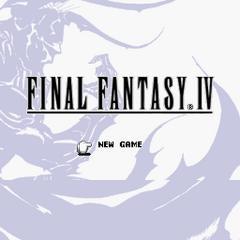 <i>Final Fantasy IV</i> (DS).
