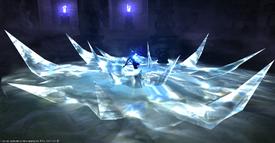 FFXIV ARR Blizzard II