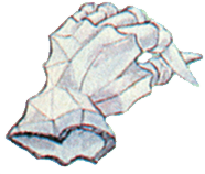 Ice Gloves FFII Art