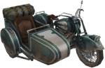Crisis Core - Motorcycle