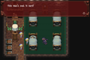 FFVI Android Dream Stooges to Cyan's Dream