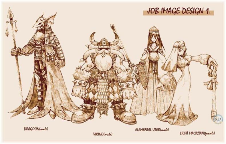 Elementalist (job) | Final Fantasy Wiki | Fandom powered by Wikia