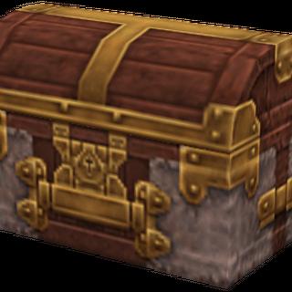 Normal treasure chest.