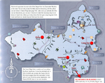 FFXIII-2 Archylte Steppe Map