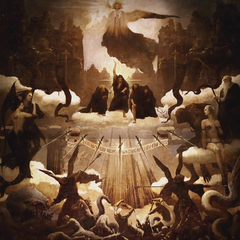 Artwork called <i>Genesis</i> received at the end of the demo.