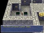 FFIII Sasune Leather Shield