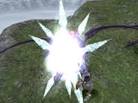 FFIX Blizzara Sword