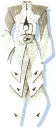 FFVI Luminous Robe Artwork