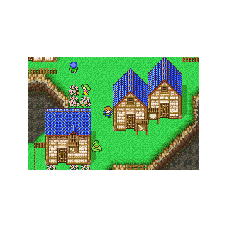 The town of Regole (GBA).