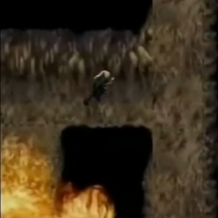 Cave in <i>Before Crisis -Final Fantasy VII-</i>.