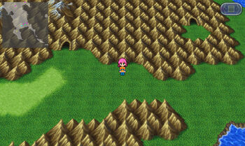 Overworld (Bartz's World)