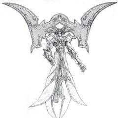 Concept Art of Seymour Omnis.