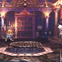 The japanese dungeon image for <i>Oeilvert</i> in <i>Final Fantasy Record Keeper</i>.