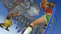 Rikku fighting Sin.jpg