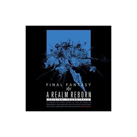 <i>Final Fantasy XIV: A Realm Reborn Original Soundtrack</i>