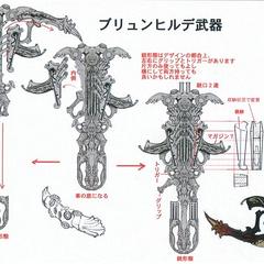 Weapon concept.