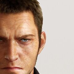 A picture of Cor's face from the E3 2013 trailer.