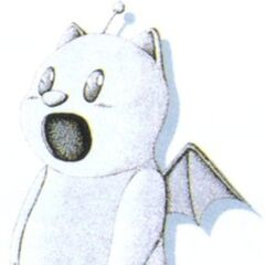 Moogle Suit artwork.