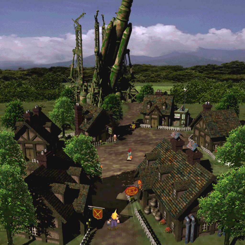 Final fantasy x at zanarkand extra scene 3d - 1 part 3