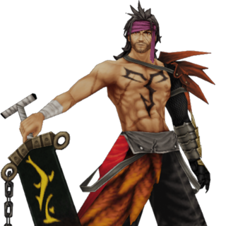 Jecht's original second alt in <i>Dissidia</i>.