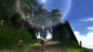 FFX HD Besaid Ruins