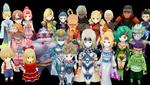 FFIV TAY iOS Characters