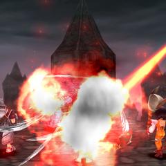 Flame Slash.